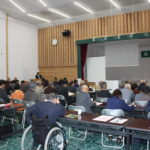 会場の高擶公民館はバリアフリー設備の大変整った新しい公民館でした。